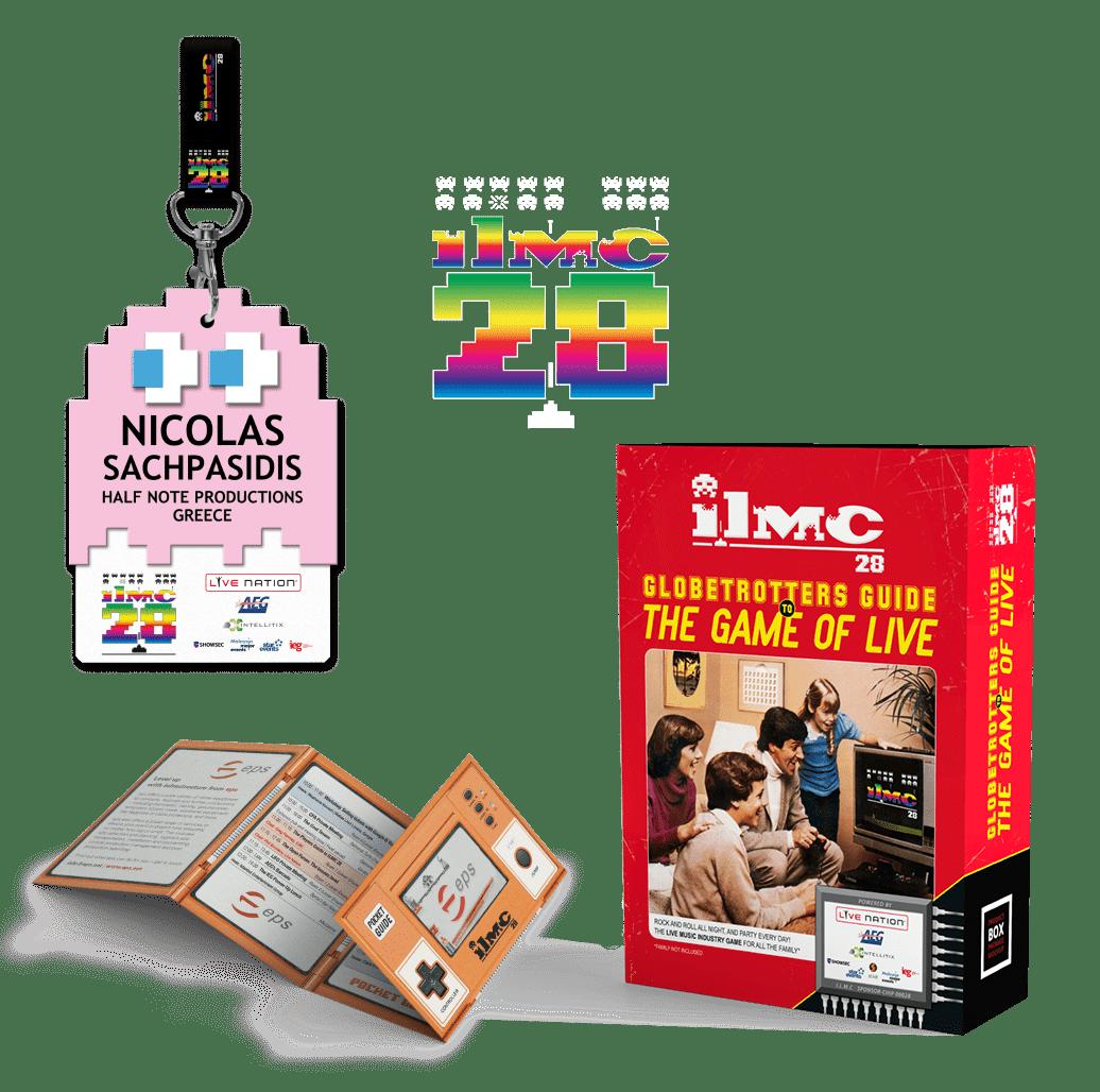 M3H Design ILMC28 showcase