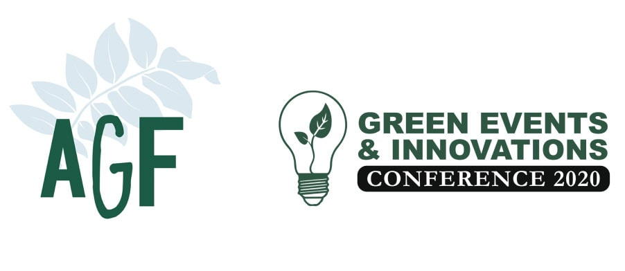 A Greener Festival and Greener Events & Innovations Logo