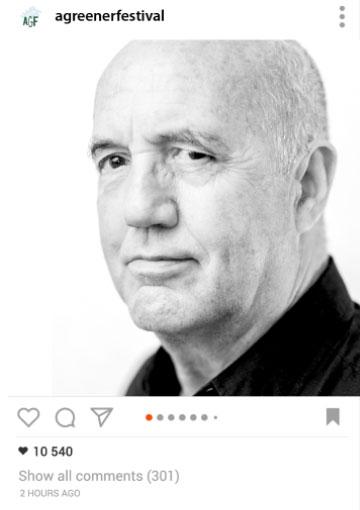 M3H Design instagram content example